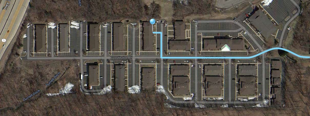 Directions to Hamil, Lehman & England, Fort Wayne Indiana CPA Firm